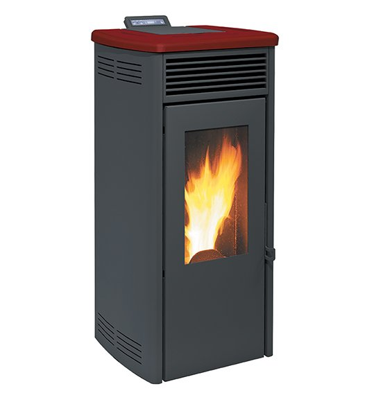 Novedia 10 pellet stove