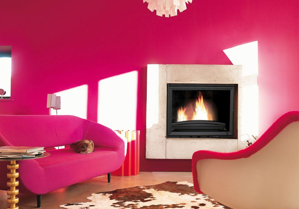 FOYER-800-Grande-Vision-קמין-עץ-בנוי דרכים לחימום הבית בחורף